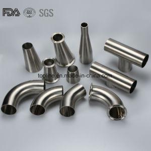 Los racores de tubo de acero inoxidable sanitario