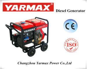 최고 질을%s 가진 3kVA Yarmax 열려있는 디젤 엔진 발전기