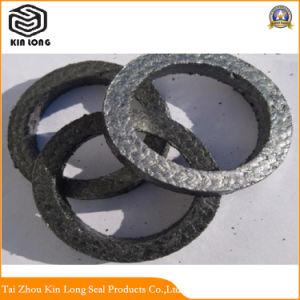 Anel de Vedação de grafite flexível adequada para Alta Temperatura e junta dinâmica de Alta Pressão