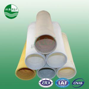 PP PE P84 AC Aramid PTFE 섬유유리 산업 여과 백 Xiamen 제조자