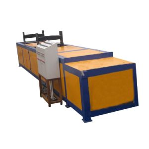 Máquina Pultrusion automática para produtos de fibra de vidro