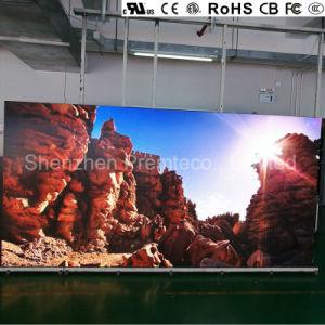 Haut de la qualité européenne P1.5 Indoor affichage LED
