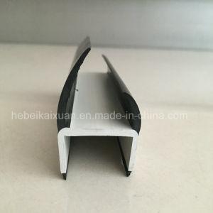 Настройка композитный охлажденных погрузчика уплотнитель двери контейнера газа/двери из ПВХ профиля