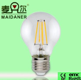 Nieuwe LED Filament Global Bulb 2With3With4W