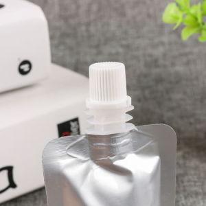 Pochette de forme irrégulière des sacs en plastique pour Jelly Squeeze