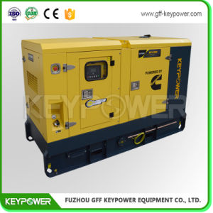 50Hz seis cilindros tipo silencioso Generador Diesel 180kav Prime Power