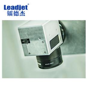 500*200mm 20W de Draagbare Laserprinter van de Vezel van het Toetsenbord Voor Metaal