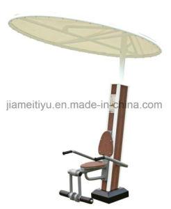 Paraguas de la moda con equipos de gimnasio hombro formador de equipos de gimnasia al aire libre