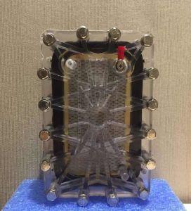 Spe preiswertes Electrolyzer für Wasserstoff-Wasser führen Wasser-Reinigungsapparat zu