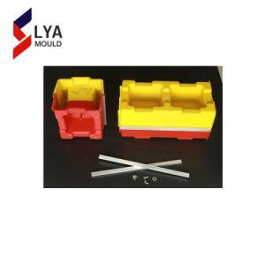 煉瓦型をかみ合わせる軽量の空のコンクリートブロック