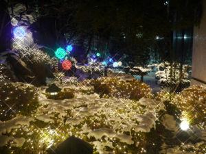 LED-Aufsatz-helles Festival-Mall-Dekoration-Weihnachtsinnenlicht