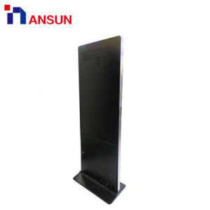 Handelsfußboden-Standplatz androider LCD Media Player für Digital, die Bildschirmanzeige bekanntmachen