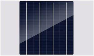 Vente chaude 240 watt panneau solaire maison Poly