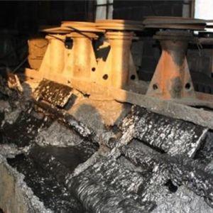 Elevado de grafite de flocos de puros e naturais para o forno de fundição de cobre