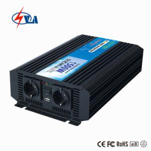 Fuera de la red monofásico 12VDC a 220VAC 1500W Inversor de potencia