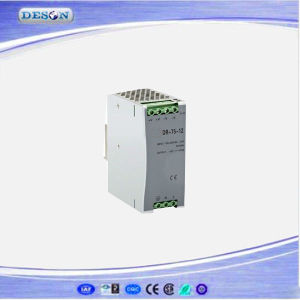BACCANO Rail Switch Mode Power Supply di 75W Single Output SMPS