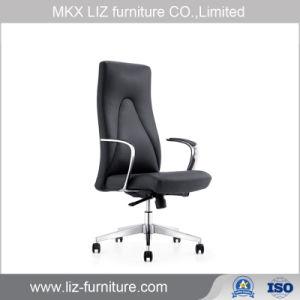 Chair (162A) Manager普及したオフィス用家具管理の革ディレクター
