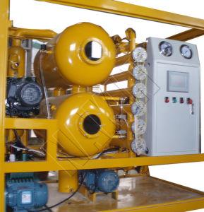 Separatore di acqua dell'olio di 2018 vuoti, strumentazione di pulizia dell'olio del trasformatore