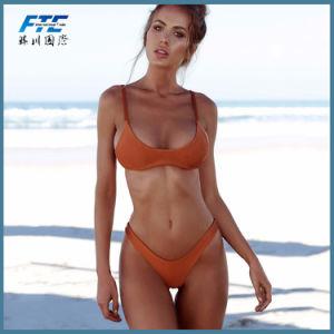 Nuevo diseño joven chica Bikini Bikinis mujer trajes de baño Bikini Sexy