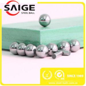 China Precision SGS la bola de acero cromado para el apoyo