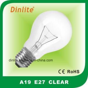 A19 2W/4W/6W/8W A60 B22 B27/ Lámparas LED Bombilla incandescente de luz con Ce RoHS