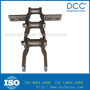 標準産業Tsubakiによって溶接されるローラーコンベヤーの鎖