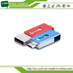Android PhoneのためのPhone移動式OTG USB Flash Drive