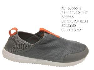 Les hommes chaussures Lady chaussures confortables chaussures de sport de maillage Stock