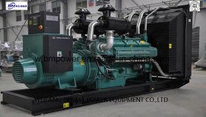 상해 Stamford Leroy Somer 발전기를 가진 Nta855-G7a Cummins Engine 디젤 엔진 발전기