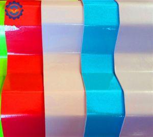 Plastique renforcé de fibre de verre Roofing lucarne feuille de PRF