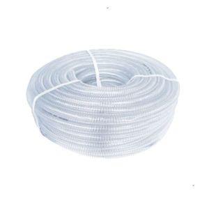 中国産業PVC清算の鋼鉄螺線形の吸引のホースの製造者
