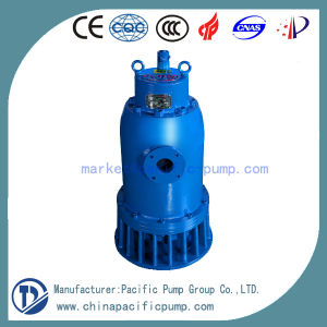 Bqs Cast Iron Material Submersible Sand Dredge Pump