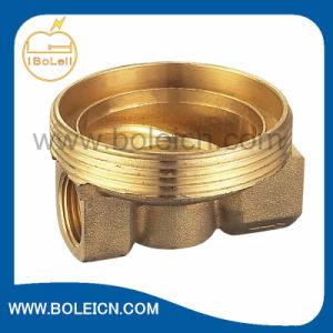 Carcaças de bronze da bomba de água da circulação das peças da bomba de água da carcaça da precisão