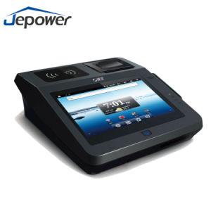 새로운 개념 접촉 스크린 소매 POS 시스템 지원 Magcard, IC 카드 및 이동할 수 있는 지불