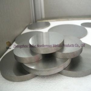 モリブデンディスク、一流のモリブデンの円
