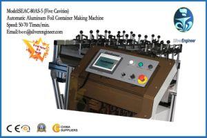 음식 패킹을%s 기계를 처분할 수 있는 하는 알루미늄 호일 콘테이너 (SEAC-63A)