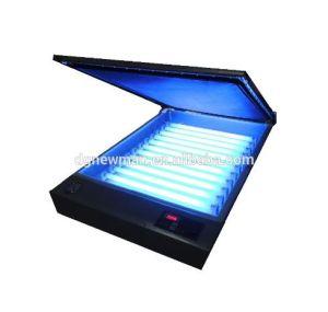 La exposición de luz LED de la máquina de vacío máquina de la exposición UV