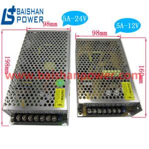 Los generadores diesel Cargador de batería 12V6a, 24V3un Cargador de bateria