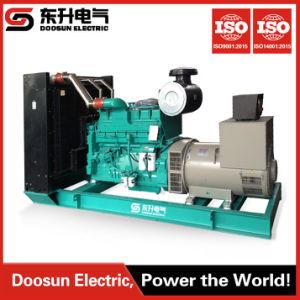 64kw/80kVA nouveau générateur d'énergie générateur automatique de moteur diesel