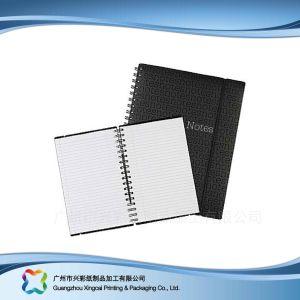 Büro-Briefpapier A5 PU-Papiereinband-Planer-Notizbuch (xc-stn-008)