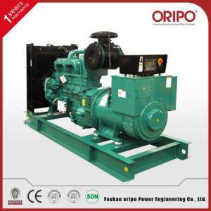 100kVA de elektrische Generator van het Begin met Dieselmotor Perkins