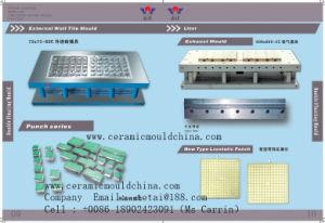 China Molde de cerâmica para Sacmi Pressione