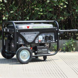 Single-Phase 비손 ((h) 2000W 2kVA 중국) BS2500b 구리 철사 작은 휴대용 가솔린 전기 발전기 220V 2kw
