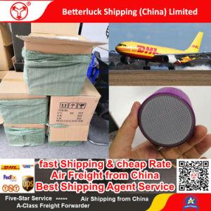 Services de courrier express en provenance de Chine à la Sierra Leone porte à porte pour l'expédition