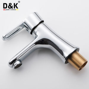 良質の安い価格の真鍮のクロムによってめっきされる浴室の洗面器のコックのミキサー