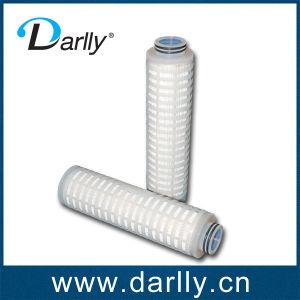 Фильтр из политетрафторэтилена Cartrdge большого диаметра для микроэлектроники