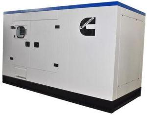 16シリンダー4ストローク1100kwの無声ディーゼル発電機