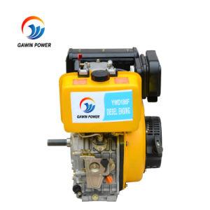 10HP сельскохозяйственного орошения водяного насоса дизельного двигателя 4 дюйма водяного насоса дизельного двигателя