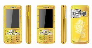 Telefone móvel GSM (ZT669 Gloden)