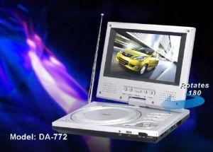 휴대용 DVD 플레이어 (DA-772)